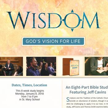 Wisdom - God's Vision for Life - Evening Bible Study