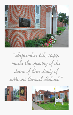 Our Lady of Mount Carmel Church opening