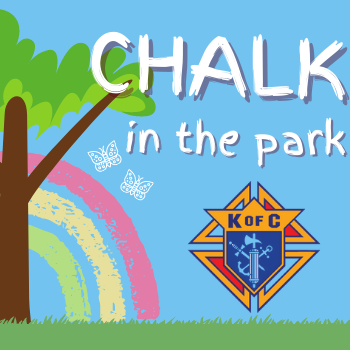 Chalk in the Park