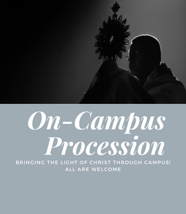 Procession On-Campus