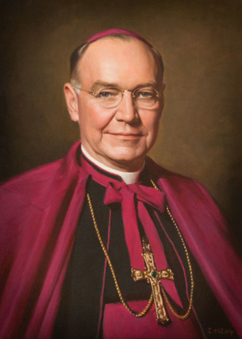 Bishop Leo Dworshack