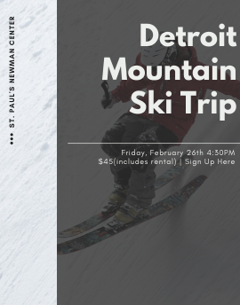 Detroit Mountain Ski Trip