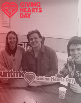 Giving Hearts Day Phone-a-thon