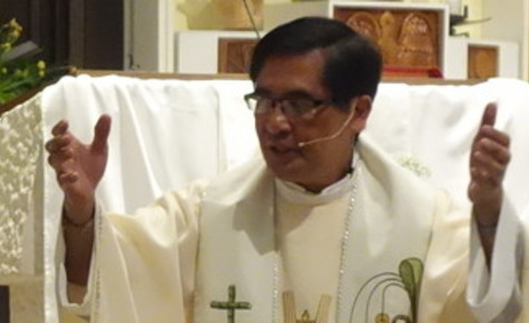 MESSAGE FROM FR. ROLLY