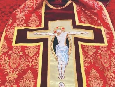 Cut From Special Cloth: Creating Valuable Vestments for Celebrating the Mass