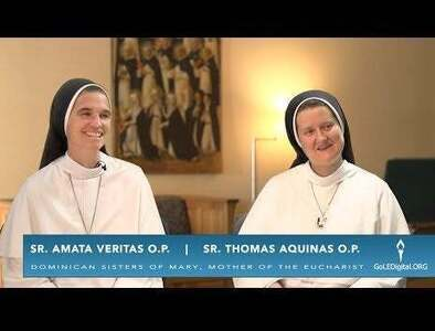Dominican Sisters Love Ordinariate's Evangelizing Mission