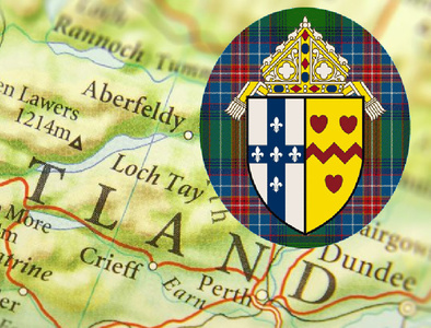 Scotland's Ordinariate Advances New Tartan and New Evangelization