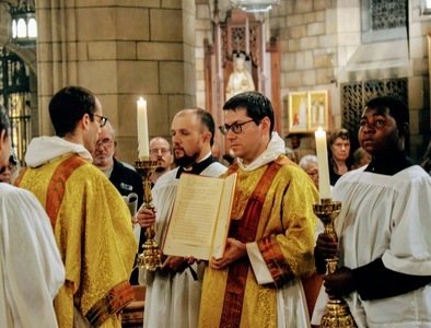 The Journey to the First Ordinariate Mass in NYC and Beyond