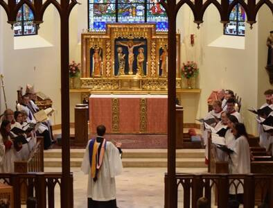 Solemn Choral Evensong at Our Lady of Walsingham Cathedral