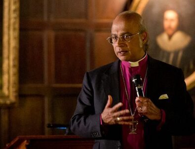 Dr Michael Nazir-Ali, former Anglican Bishop of Rochester, joins the Catholic Church