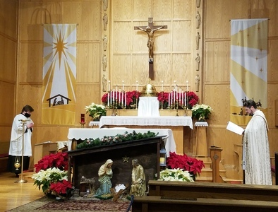 Ordinariate Parish Community Sees Daily Office Success