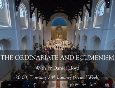Video: The Ordinariate and Ecumenism