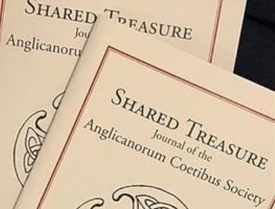 ACS Publishes Easter 2021 Edition of Shared Treasure