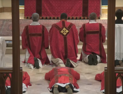 Watch: New Priest Ordinations for the Ordinariate of the Chair of St. Peter
