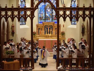 7 Powerful Ways Traditional Anglican Liturgical Music Evangelizes in the Ordinariate