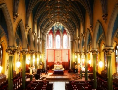 Ordinariate Requiem Mass & Evensong at Knights of Columbus Founder's Church