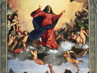 A Joyous Assumption of the Blessed Virgin Mary - and a Major ACS Update!