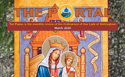 The Portal - Our Lady of Walsingham Ordinariate
