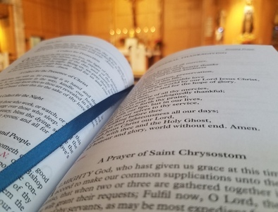 Wesley's Method Part II: Frequent Prayer and the Daily Office