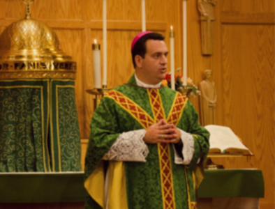 Ordinariate Bishop Among Liturgical Scholars Gathered for Sacra Liturgia Conference in 2022