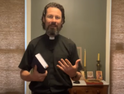 Ordinariate Priest Gives Video Tutorial on Praying with Divine Worship: Daily Office