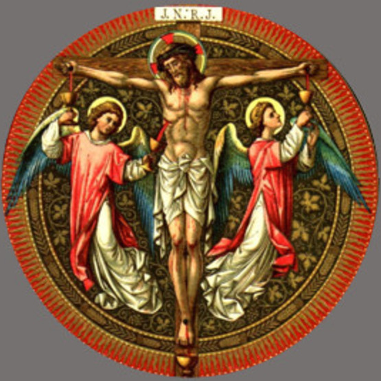 In July, The Catholic Church celebrates the Precious Blood of Jesus Christ
