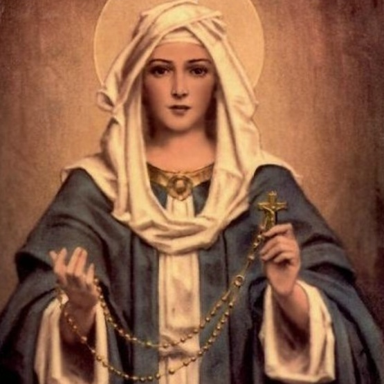 In October, The Catholic Church celebrates devotion to the Holy Rosary