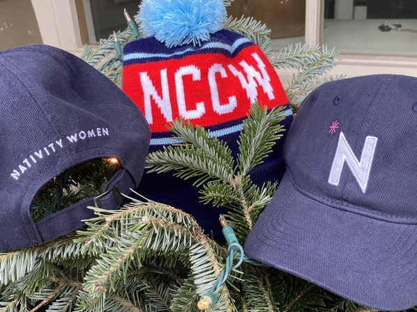 NCCW Beanie and Caps