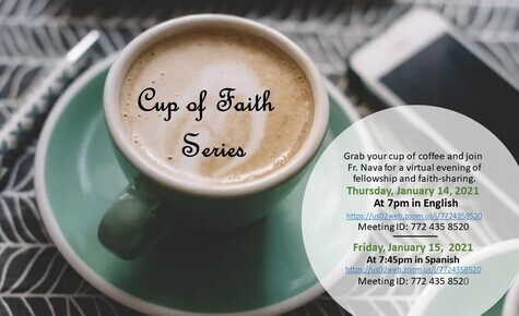Cup of Faith - Cafe con Fe