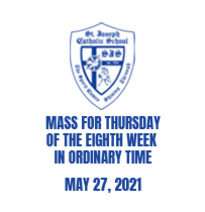 YouTube Channel Weekly Mass Live Stream