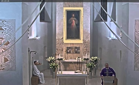Lithuanian Sunday Mass On Live stream