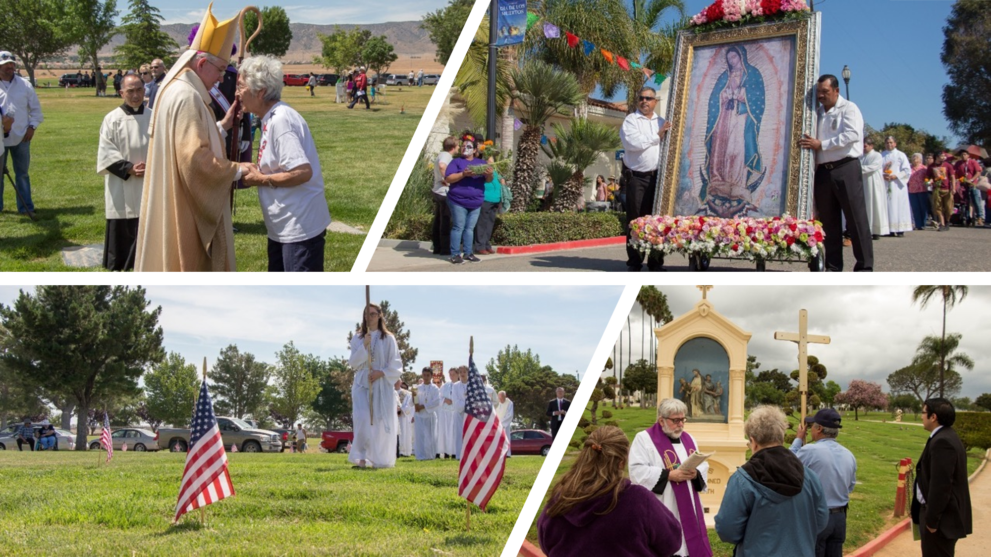 Catholic Cemeteries and MortuariesA ministry of the Church serving the faithful