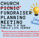Picnic Cancelled; Fundraiser Planned Instead