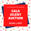St. Rose School Gala Silent Auction Underway