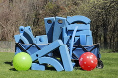Large Blocks for Creative Play