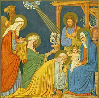 Feast of Epiphany Mass
