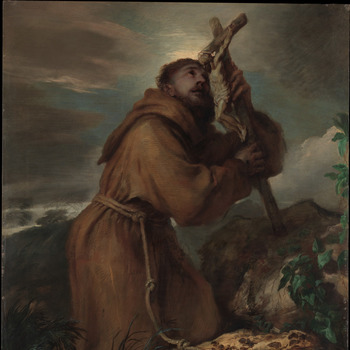 History of Capuchins and Plagues