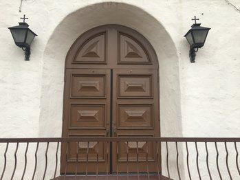 Opening our Church Doors