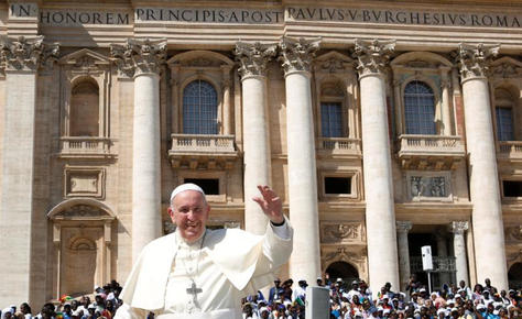 Vatican Web Page publishes story about a Catholic nominated to the highest office