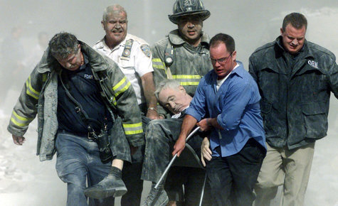 On the morning of Sept. 11, 2001, Father Mychal arrived at the World Trade Center