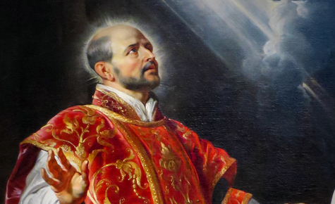 July 31, Memorial of St. Ignatius of Loyola