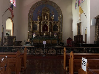 State Orders Closure of church's