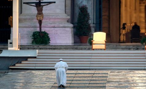 """New book entitled """"God and the World to Come"""" in which Pope Francis interviewed"""