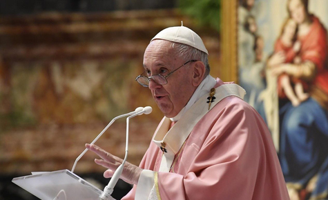 Message of the Holy Father