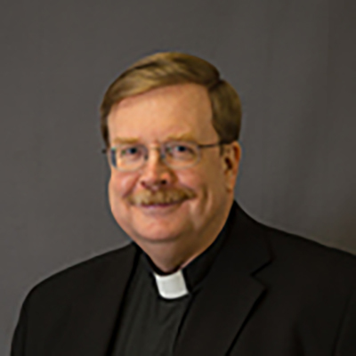 Reverend Tom Cronkleton