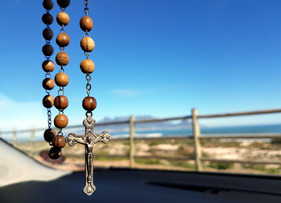 Rosary and Fence