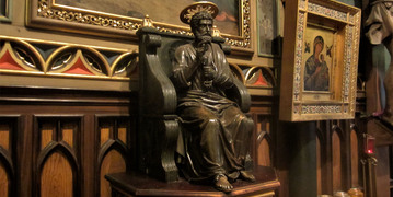 The Chair of Saint Peter the Apostle