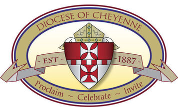 Diocese of Cheyenne Seal