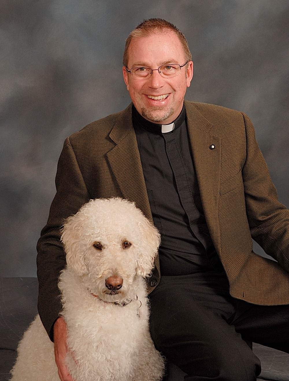 """Congratulations to Father Ron! OnTuesday September 14 he will celebrate the 36th Anniversary of his Ordination!Father Ron, Your Parish loves and appreciates youand we thank God for you,your leadership and ministry!""""The priest is not a priest for himself; he does not give himself absolution; he does not administer the Sacraments to himself.He is not for himself, he is for you. ~St John Vianney, Curé of Ars"""