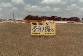 The History of Holy Spirit Parish
